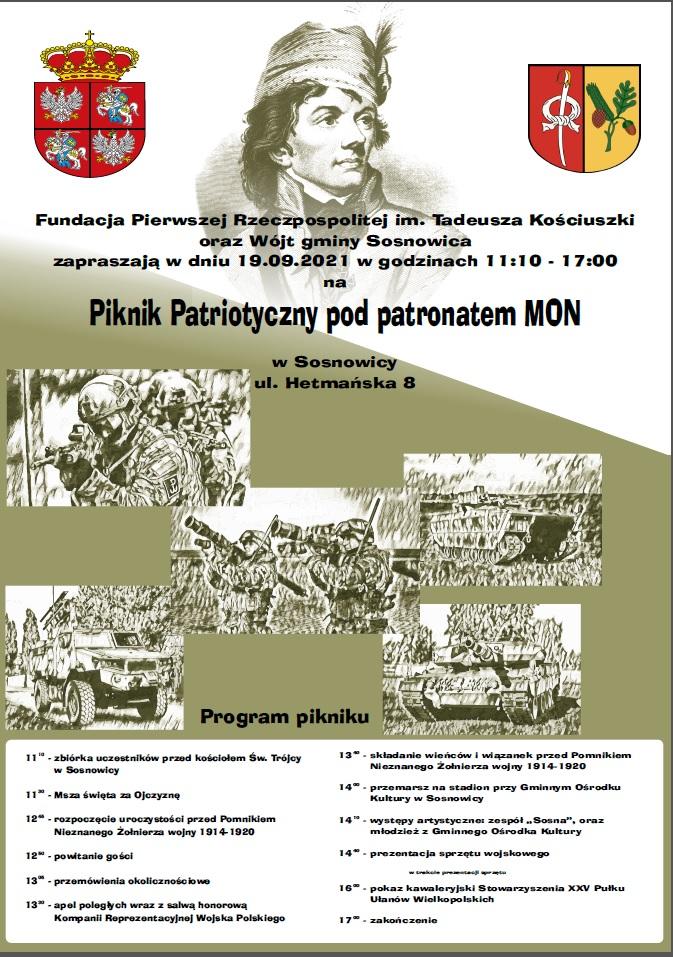 Plakat MON
