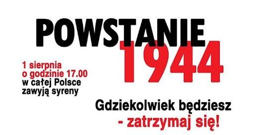 Logo Powstanie 1944