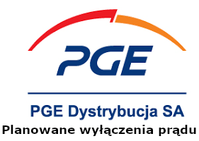 Planowane wyłączenia prądu PGE Dystrybucja S.A.