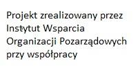 Projekt zrealizowany przez Instytut Wsparcia Organizacji Pozarządowych przy współpracy z PITax.pl PIT Online