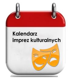 Kalendarz imprez kulturalnych w 2020