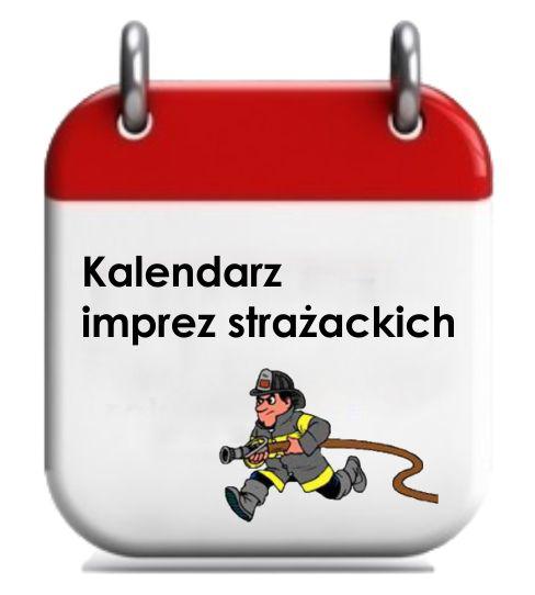 Kalendarz imprez strażackich w 2020